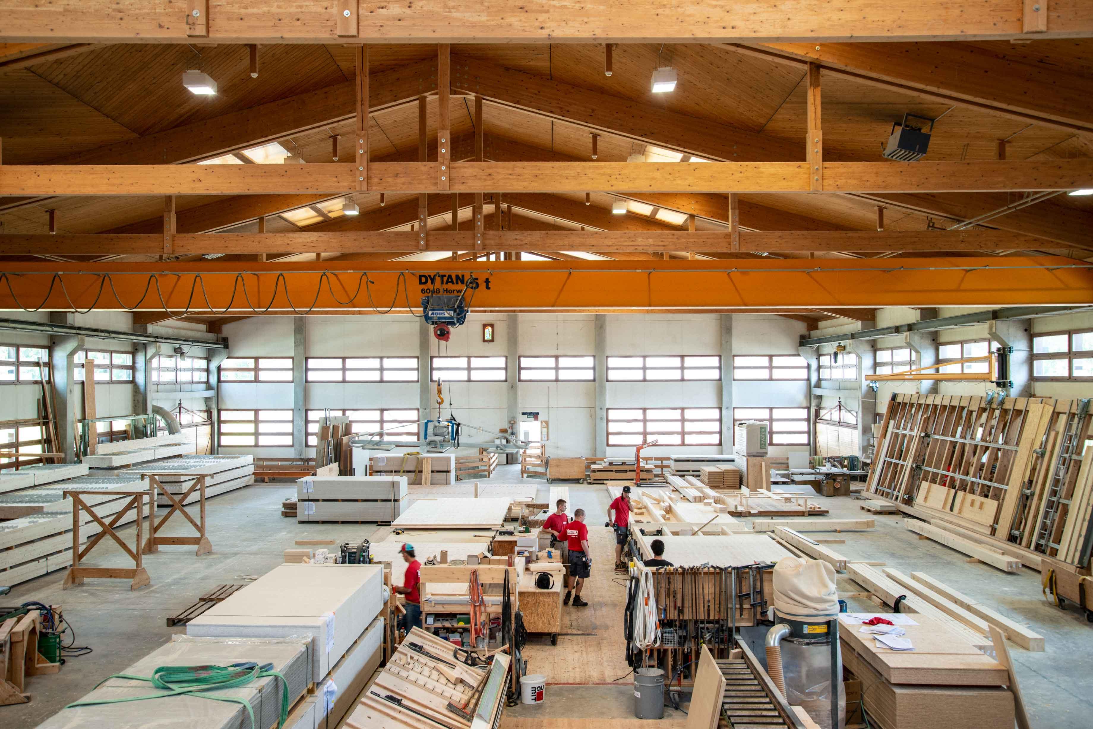 BISANG Holzbau AG